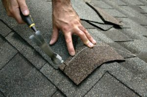 Asphalt Roof Repair in York